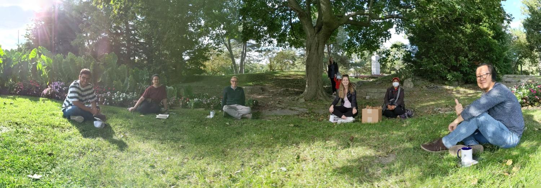 Park Lab Meeting